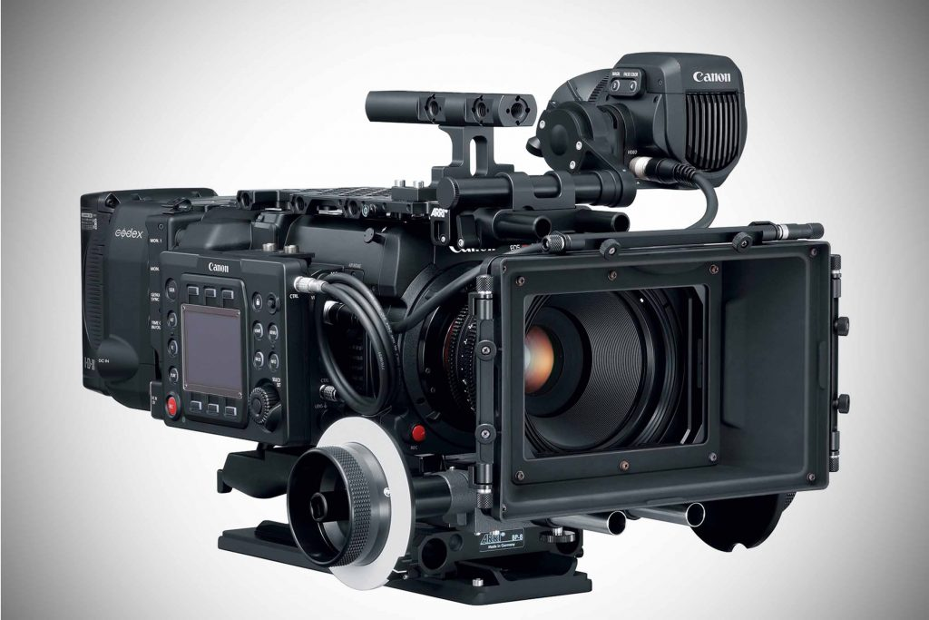 Review Canon C700 FF Welab