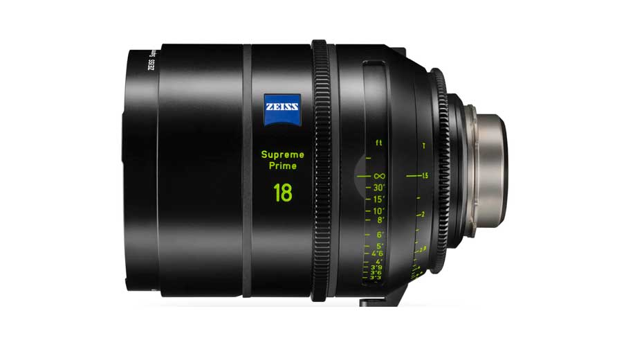 Zeiss Supreme Prime 18mm
